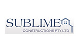 Sublime Constructions Pty Ltd
